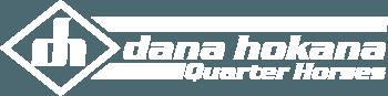 Dana Hokana Performance Horses Logo